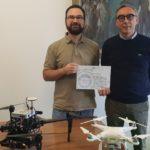 DRONI GUIDATI DA INTELLIGENZA ARTIFICIALE