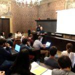 CISM: MODELLIZZAZIONE E INTELLIGENZA ARTIFICIALE CON STUDENTI DA 18 PAESI