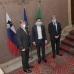 SLOVENIA – FEDRIGA AD AMBASCIATORE: RIAPRIAMO FRONTIERE