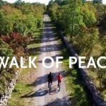 """""""WALK OF PEACE""""  MIGLIOR PROGETTO INTERREG D'EUROPA"""