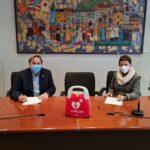 CARIGO: ALTRI 7 DEFIBRILLATORI PER IL TERRITORIO