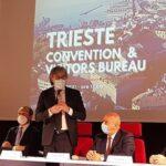 L'AUDITORIUM PIÙ GRANDE DEL N.E. ITALIANO É A TRIESTE