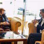 MATTARELLA-PAHOR: sen ROJC, PROTAGONISTI DELLA NUOVA EUROPA